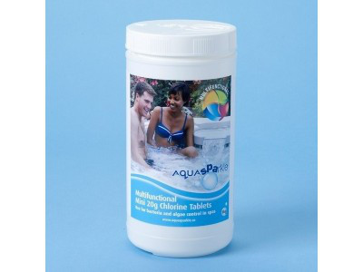 Multifunctional Mini 20g Chlorine tablets Image